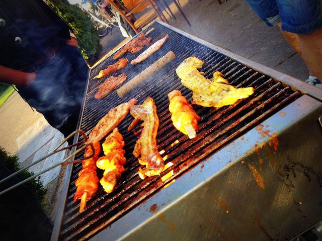 Barbecue MTC de Steur