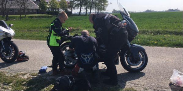 20170507 Lania Howerd   FF Geknapte Koppeling Kabel Repareren Fluitje Van Een Cent (7)