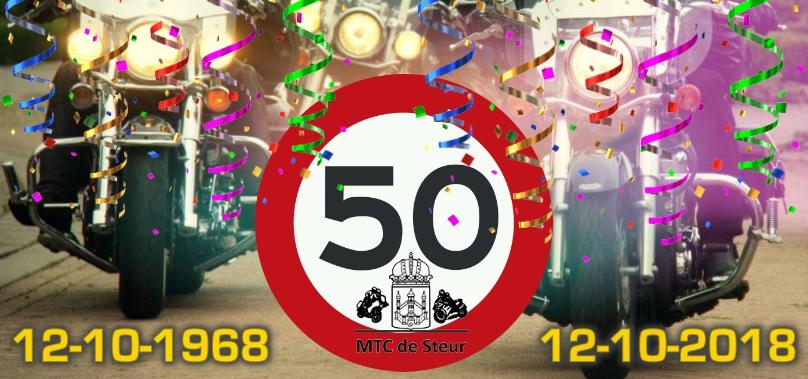 MTC De Steur Bestaat 50 Jaar!